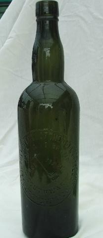 Pickaxe Bottles For Sale